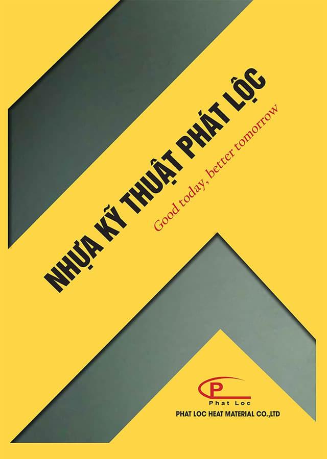 Catalog Tấm nhựa kỹ thuật
