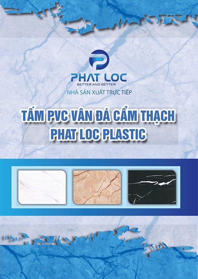 Catalog Tấm PVC Vân Đá Cẩm Thạch