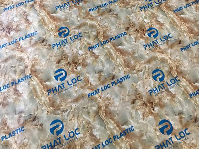 Tấm nhựa giả đá PL 8637