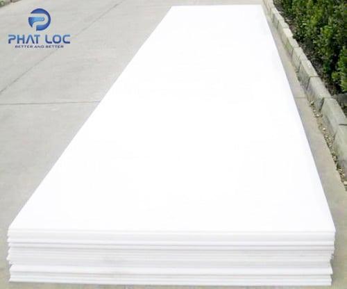 Tấm nhựa PE Phát Lộc sản xuất