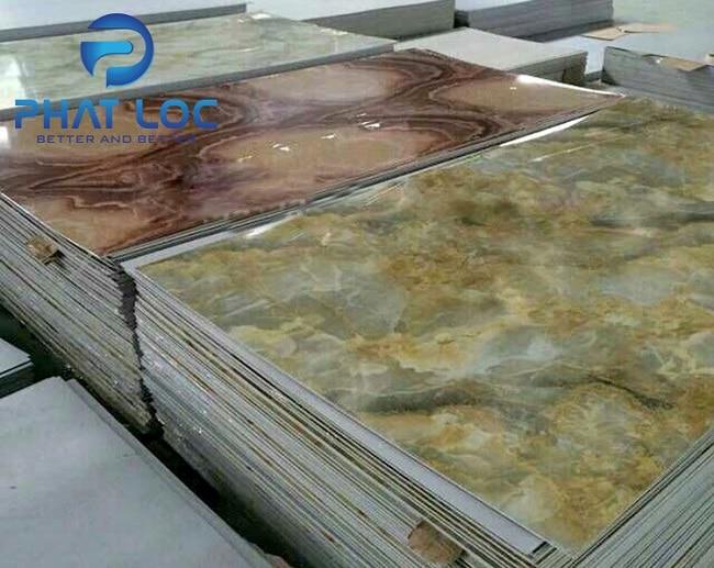 Tấm PVC giả đá Phát Lộc