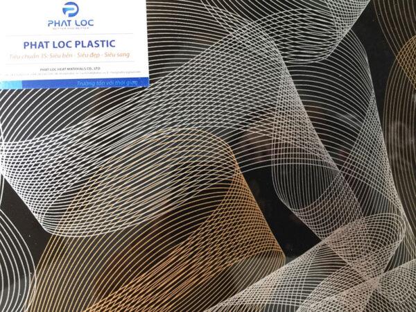 Tấm ốp tường pvc vân đá 3D PL-8622