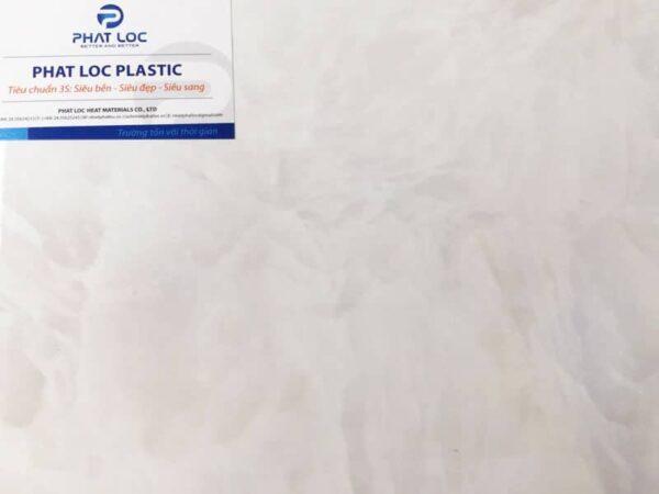 Tấm PVC vân đá PL-8625 (giả vân mây)