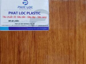 Tấm PVC vân gỗ PL 8641