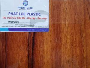 Tấm PVC vân gỗ PL 8642