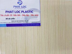 Tấm PVC vân gỗ PL 8643