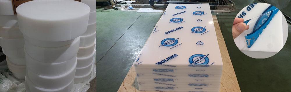 Thớt nhựa công nghiệp PP trong công nghiệp chế biến thực phẩm