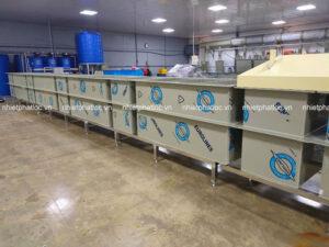 PP Sheet produce chemical tanks